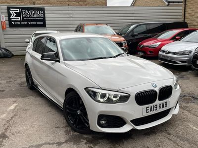 BMW 1 Series Hatchback 1.5 118i GPF M Sport Shadow Edition Sports Hatch (s/s) 5dr
