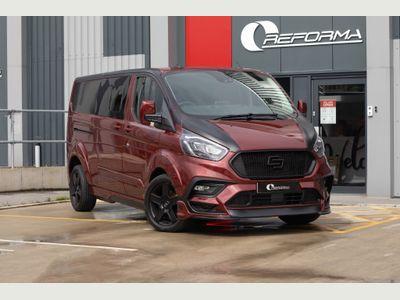 Ford Transit Custom Combi Van 2.0 320 EcoBlue Limited DCIV Auto L2 H1 EU6 (s/s) 5dr