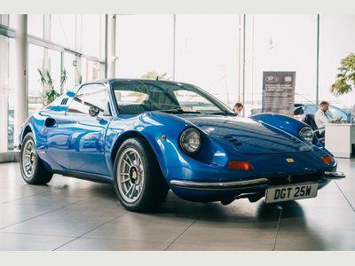 Ferrari Dino Unlisted