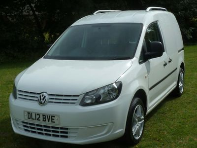 Volkswagen Caddy Panel Van 1.6 TDI C20 Edition Panel Van 4dr (EU5)