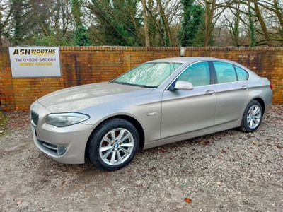 BMW 5 Series Saloon 3.0 525d SE 4dr