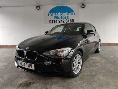 BMW 1 Series Hatchback 1.6 116d ED EfficientDynamics Sports Hatch (s/s) 3dr