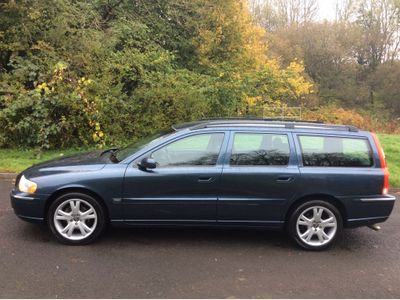 VOLVO V70 Estate 2.4 D SE Geartronic 5dr