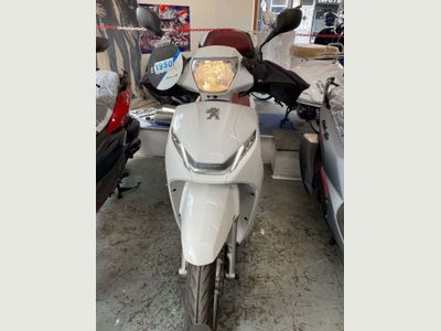 Peugeot Belville Scooter 125 ABS