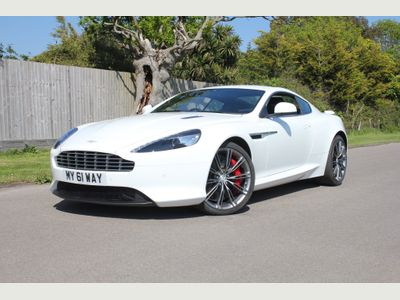 Aston Martin DB9 Coupe 5.9 Touchtronic II 2dr (2+2)