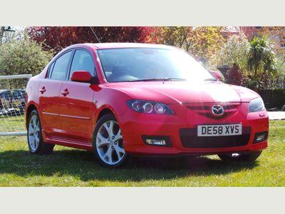 Mazda Mazda3 Saloon 1.6 Sport 4dr