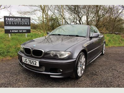 BMW 3 Series Convertible 2.0 318Ci 318 Sport 2dr