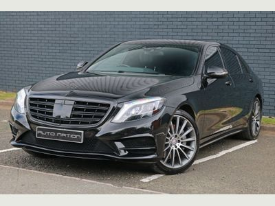 Mercedes-Benz S Class Saloon 3.0 S350L CDI BlueTEC AMG Line (Executive) 7G-Tronic Plus 4dr