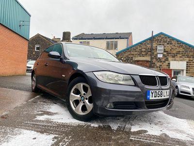 BMW 3 Series Saloon 2.0 318d Edition SE 4dr