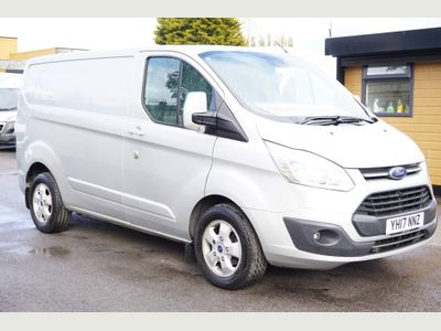 Ford Transit Custom Panel Van 2.0 TDCi 270 Limited L1 H1 5dr