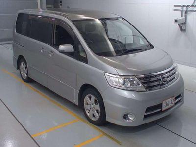 Nissan Serena MPV JDM CC25 2.0L PETROL AUTO 8 SEATER MPV