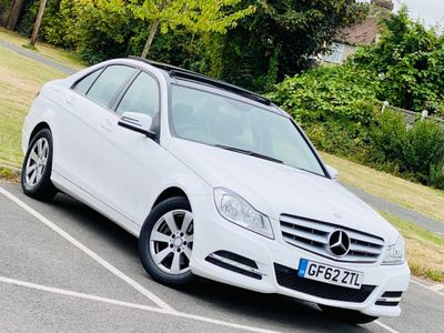 Mercedes-Benz C Class Saloon 1.6 C180 SE (Executive Premium Plus) 7G-Tronic Plus 4dr