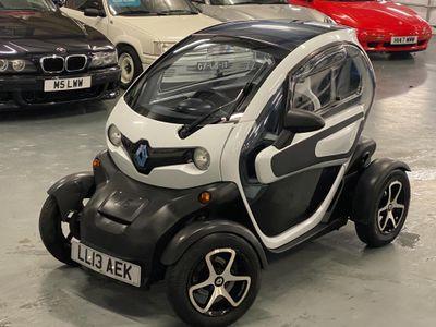 Renault Twizy Coupe Dynamique Auto