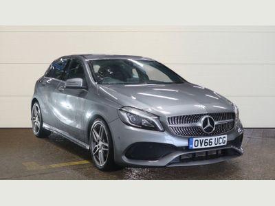 Mercedes-Benz A Class Hatchback 1.6 A200 AMG Line (Premium) 7G-DCT (s/s) 5dr
