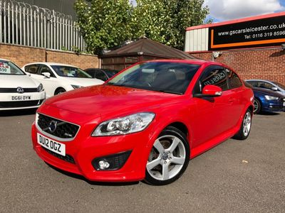 Volvo C30 Coupe 2.0 D4 R-Design 2dr
