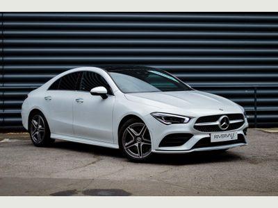 Mercedes-Benz CLA Class Coupe 2.0 CLA220d AMG Line (Premium Plus 2) 8G-DCT (s/s) 4dr