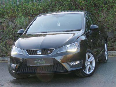 SEAT Ibiza Hatchback 1.4 TDI FR Technology SportCoupe (s/s) 3dr