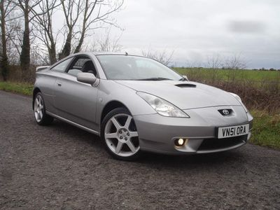 Toyota Celica Coupe 1.8 190 3dr