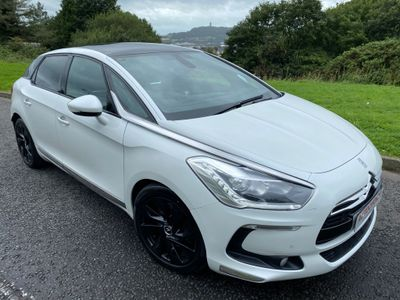 Citroen DS5 Hatchback 2.0 HDi DSport ETG6 4x4 5dr