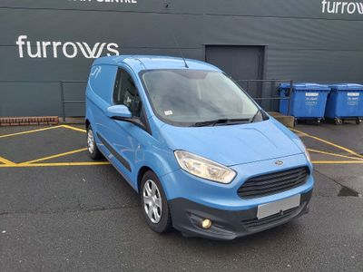 FORD TRANSIT COURIER Panel Van COURIER 1.5 TDCI 95 PS TREND