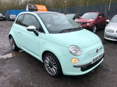 Fiat 500 Hatchback 1.2 Cult 3dr