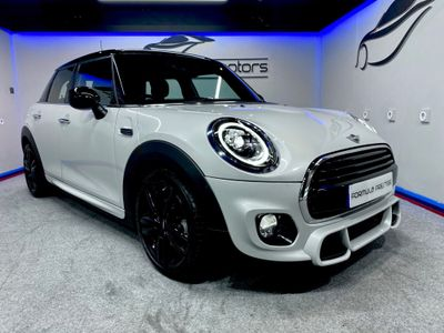 MINI Hatch Hatchback 1.5 Cooper Steptronic (s/s) 5dr