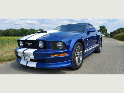 Ford Mustang Unlisted 4.0 litre V6 Autoumatic