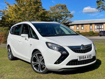 Vauxhall Zafira Tourer MPV 2.0 CDTi SRi Tourer 5dr