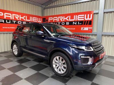 Land Rover Range Rover Evoque SUV 2.0 TD4 SE 4WD (s/s) 5dr