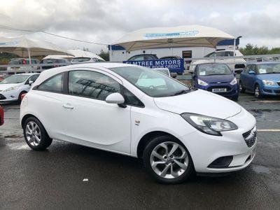Vauxhall Corsa Hatchback 1.2i Energy 3dr (a/c)