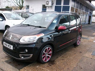 Citroen C3 Picasso MPV 1.6 HDi 8v Blackcherry 5dr (EU 5)
