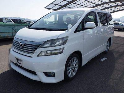 Toyota Vellfire MPV 2.4Z Platinum Selection