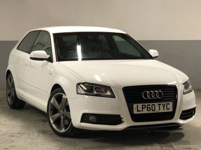 Audi A3 Hatchback 2.0 TFSI Black Edition 3dr