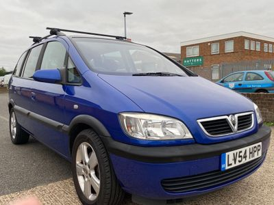 Vauxhall Zafira MPV 2.0 DTi 16v Energy 5dr