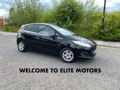 Ford Fiesta Hatchback 1.5 TDCi ECOnetic Titanium (s/s) 5dr