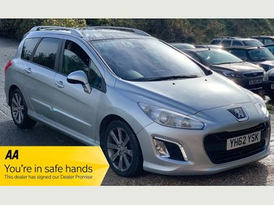 Peugeot 308 SW Estate 2.0 HDi Allure 5dr