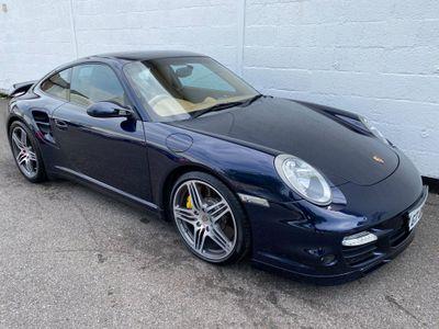 Porsche 911 Coupe 3.6 997 Turbo AWD 2dr