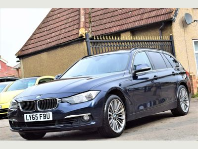 BMW 3 Series Estate 2.0 320i Luxury Touring Auto xDrive (s/s) 5dr