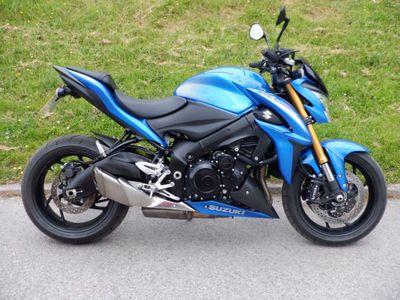 Suzuki GSX-S1000 Naked 1000 Naked
