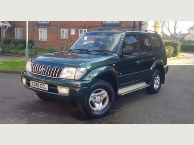 Toyota Land Cruiser Colorado SUV 3.4 VX 5dr