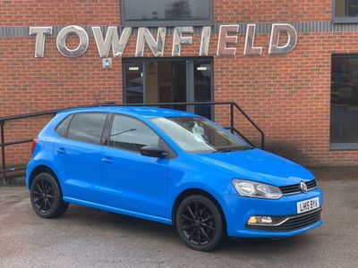 Volkswagen Polo Hatchback 1.2 TSI BlueMotion Tech SE Design DSG (s/s) 5dr