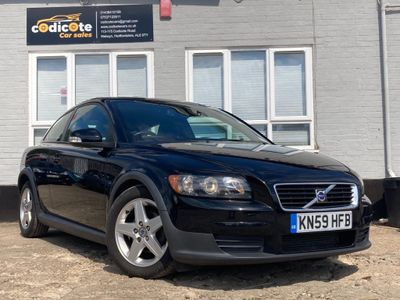 Volvo C30 Coupe 1.6D DRIVe S 3dr