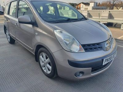 Nissan Note Hatchback 1.6 16v SE 5dr