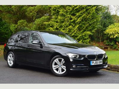 BMW 3 Series Estate 2.0 320i Sport Touring Auto (s/s) 5dr