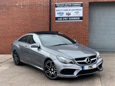 Mercedes-Benz E Class Coupe 3.0 E400 AMG Line 7G-Tronic Plus 2dr
