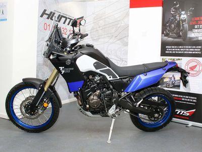 Yamaha Tenere 700 Adventure 700 ABS