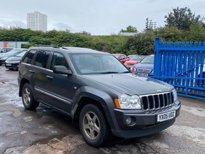 Jeep Grand Cherokee SUV 4.7 Limited 4WD 5dr
