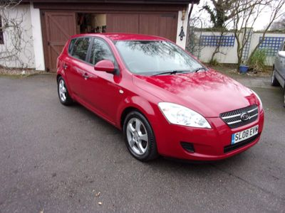Kia Ceed Hatchback 1.4 SR Special Edition 5dr