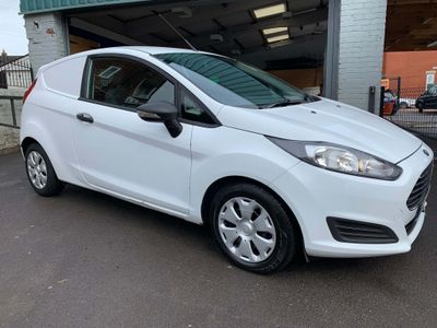 Ford Fiesta Other 1.6 TDCI ECOnetic II Panel Van 3dr