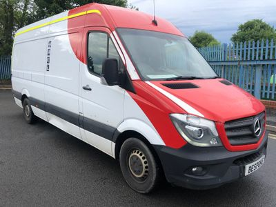 Mercedes-Benz Sprinter Panel Van 2.1 CDI 316 Panel Van 4dr SWB